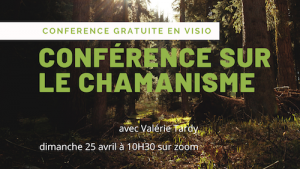 conférence chamanisme