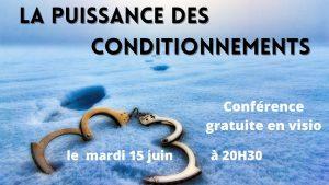 conférence : la puissance des conditionnements